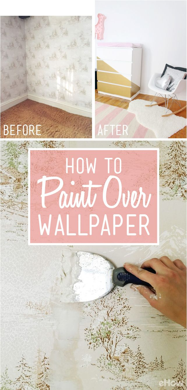How Long Does It Take To Remove Wallpaper