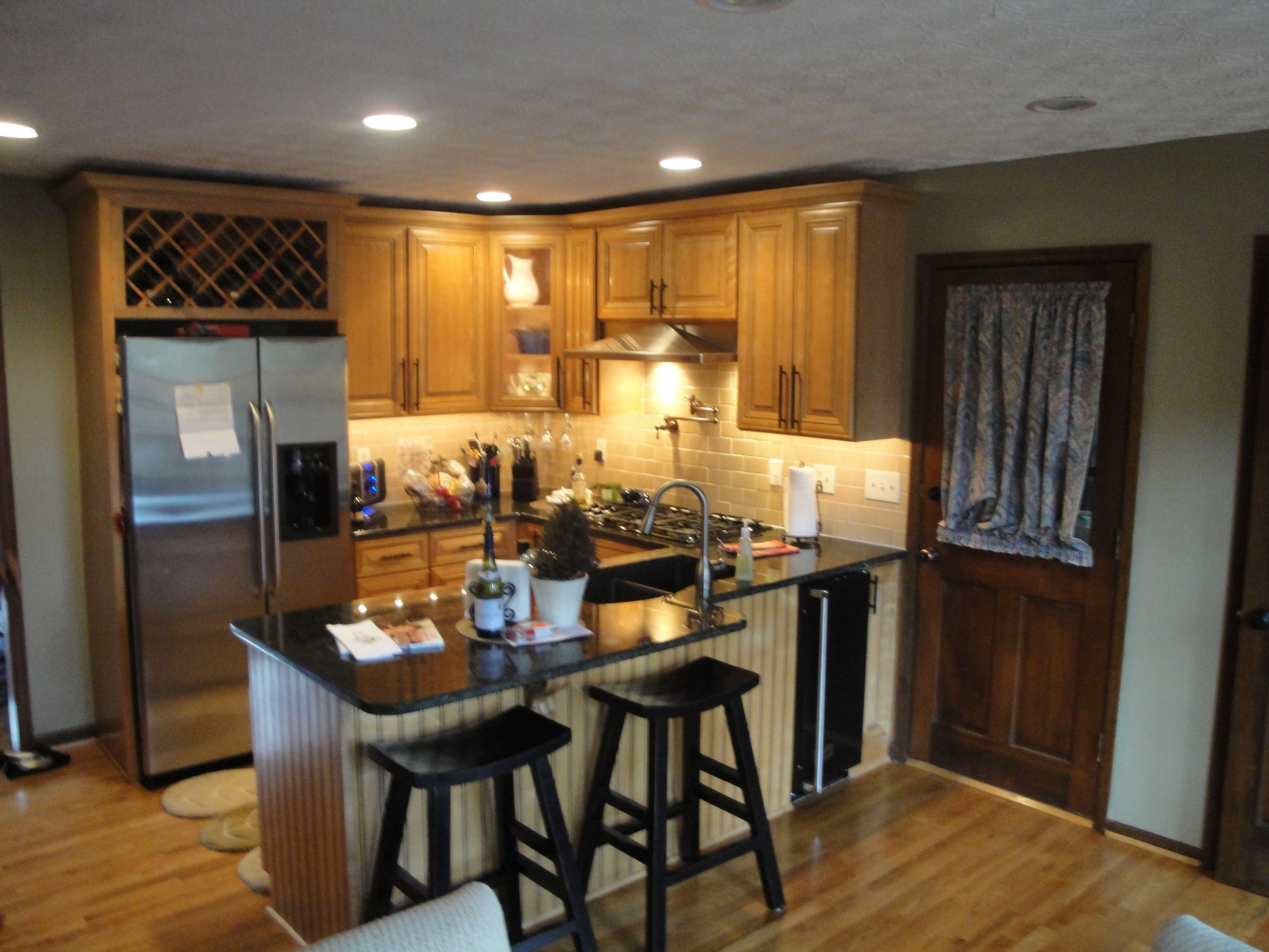 100 how much does a kitchen island cost remodel and award for Average cost of high end kitchen remodel