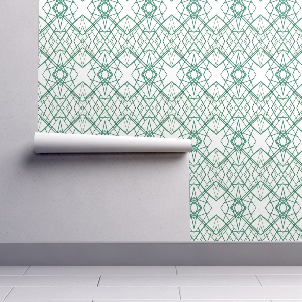 How Much Wallpaper On A Roll