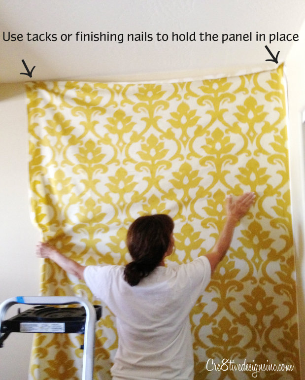 how to put wallpaper on wall