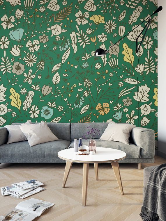 how to measure how much wallpaper you need
