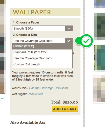 How To Calculate Wallpaper Coverage