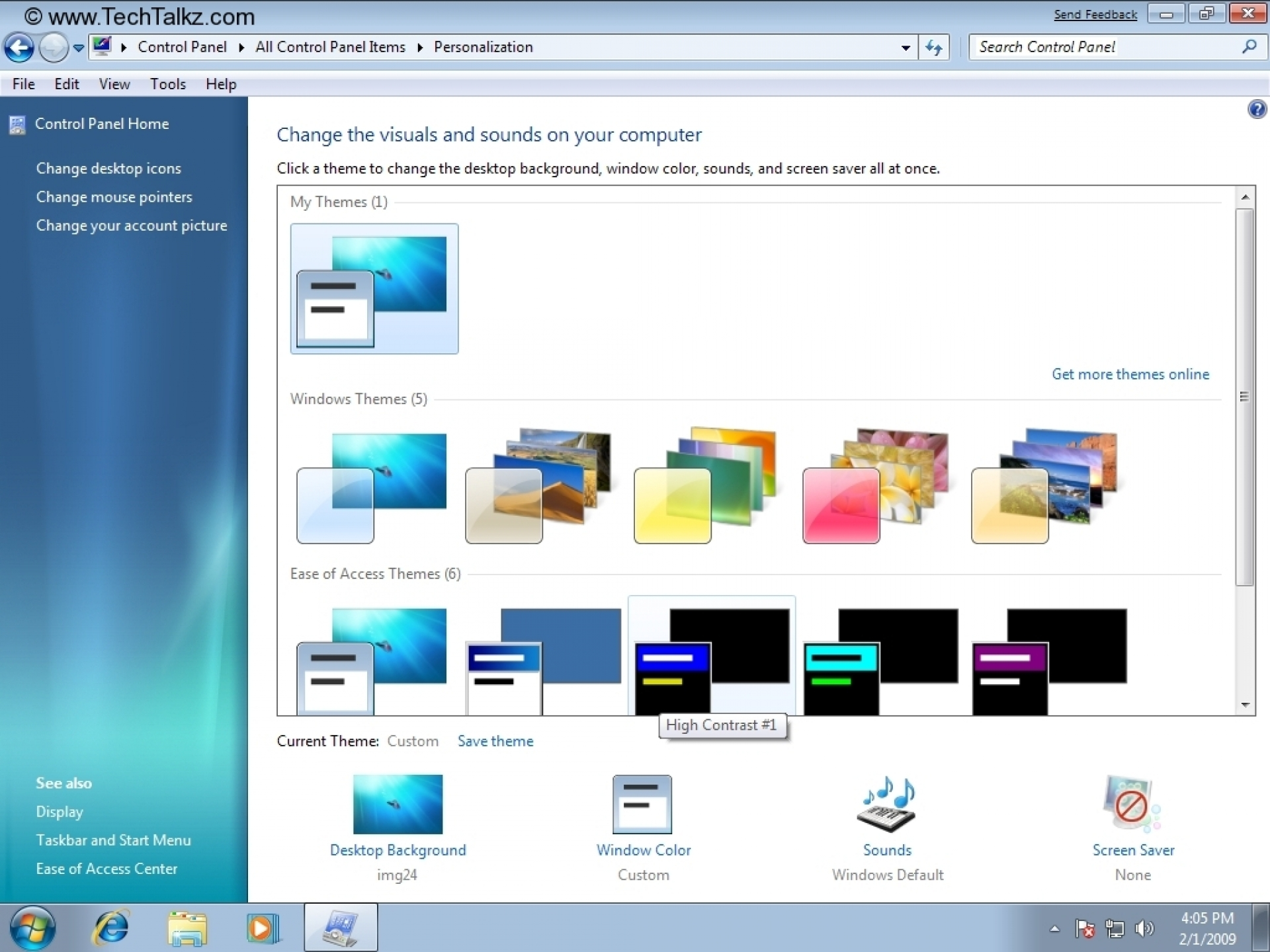 download how to change wallpaper in windows 7 gallery