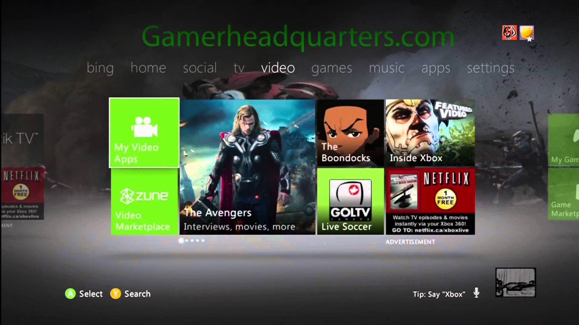 Download How To Change Your Wallpaper Xbox 360 Gallery