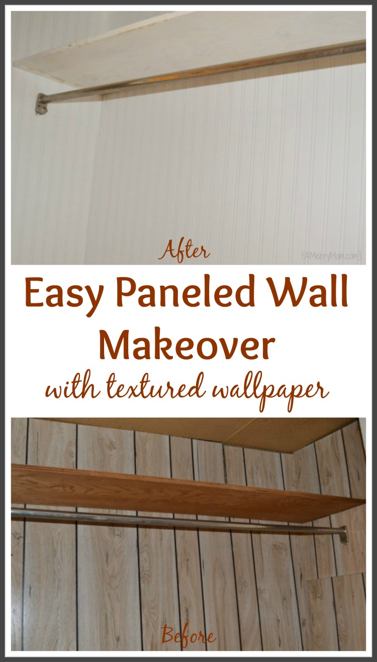 Panelled Room: Download How To Cover Paneling With Wallpaper Gallery