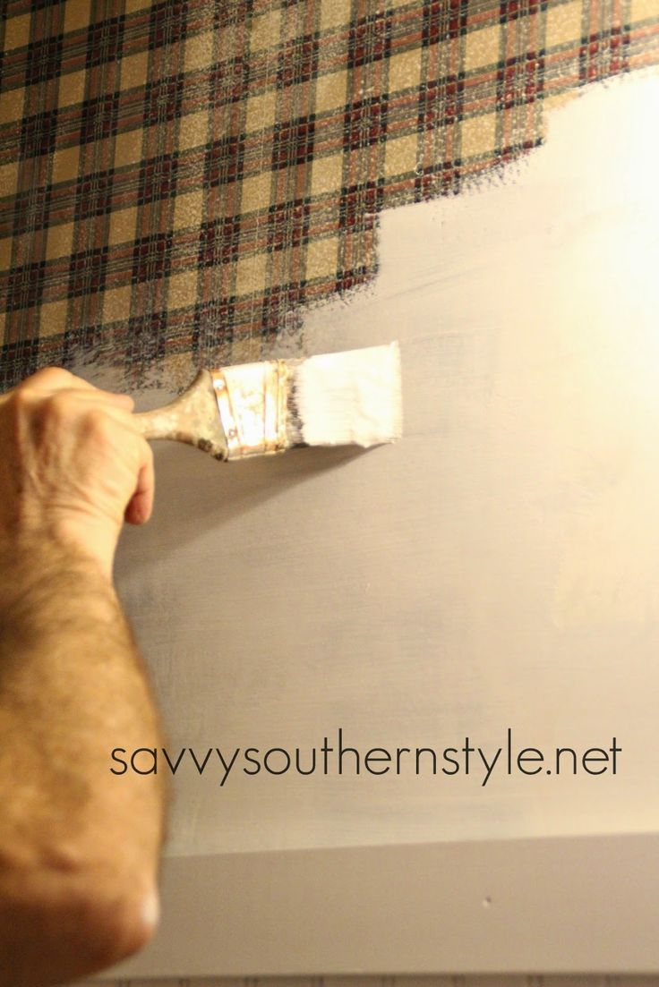 How To Cover Wallpaper Seams Before Painting