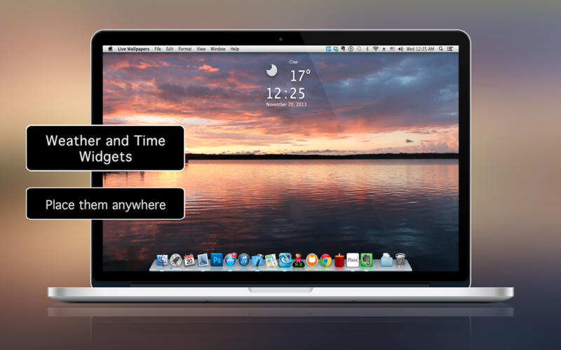 How To Get A Live Wallpaper On Mac
