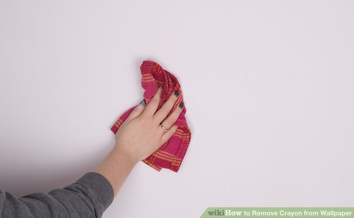 How To Get Candle Wax Off Wallpaper