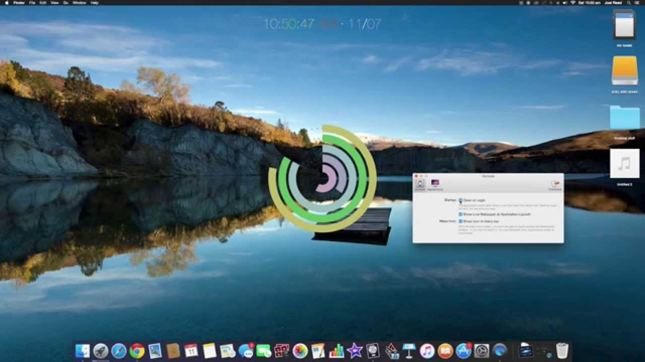 How To Get Live Wallpapers On Mac