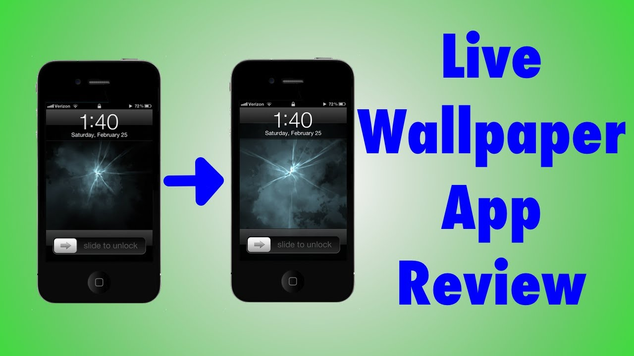 How To Get Moving Wallpapers On Iphone 4