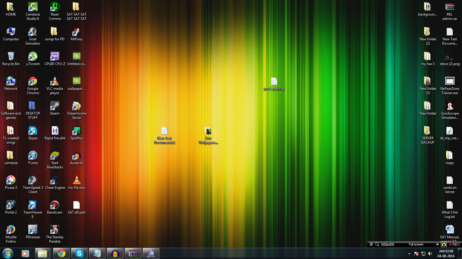 How To Get Moving Wallpapers On Windows 7