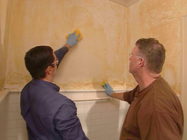 How To Get Off Wallpaper Glue