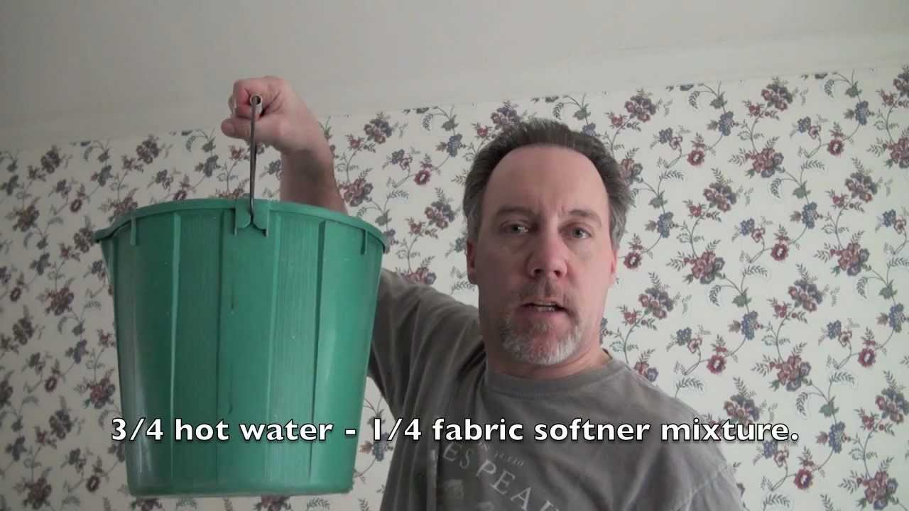 How To Get Wallpaper Off The Wall
