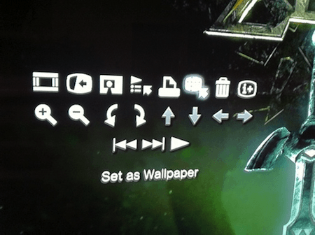 How To Get Wallpaper On Ps3