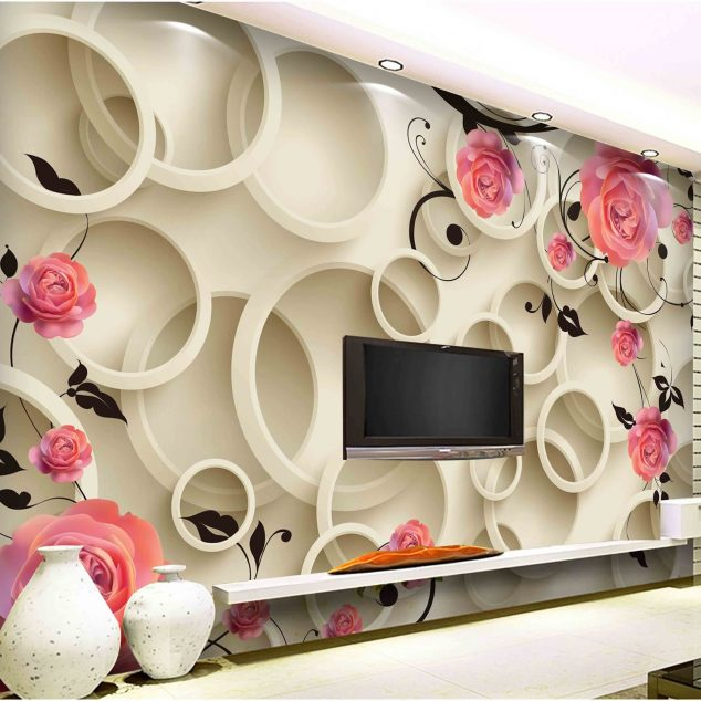 How To Make 3D Wallpaper