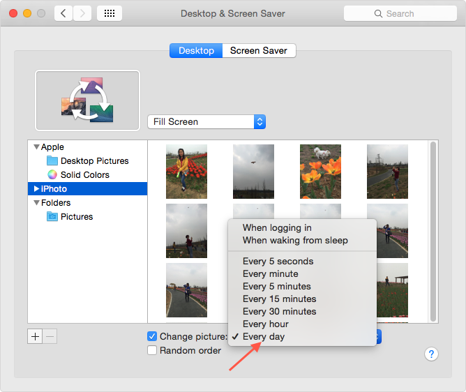 how to make pictures smaller on mac