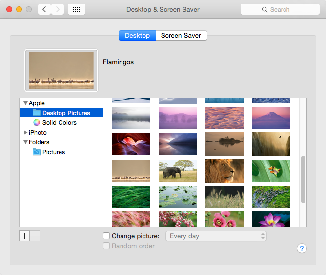 download how to make a picture your wallpaper on mac gallery