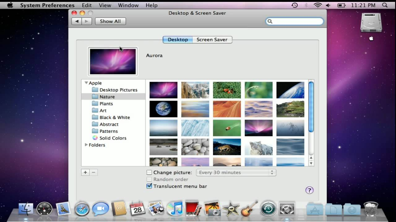 How To Make A Picture Your Wallpaper On Mac