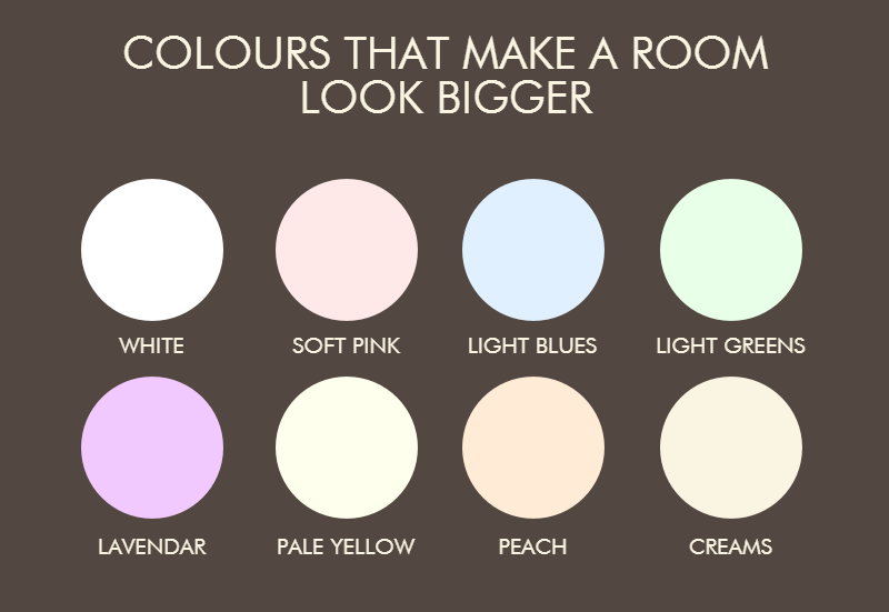 How To Make A Room Look Bigger With Wallpaper