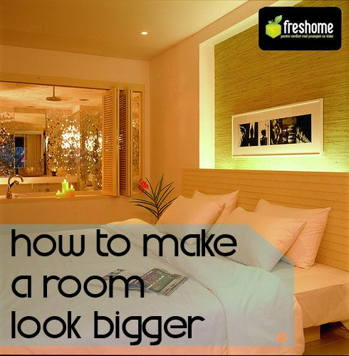 Simple Decorating Ideas To Make Your Room Look Amazing: Download How To Make A Room Look Bigger With Wallpaper Gallery