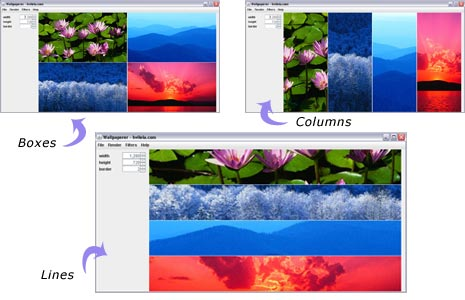 How To Make A Wallpaper With Multiple Pictures