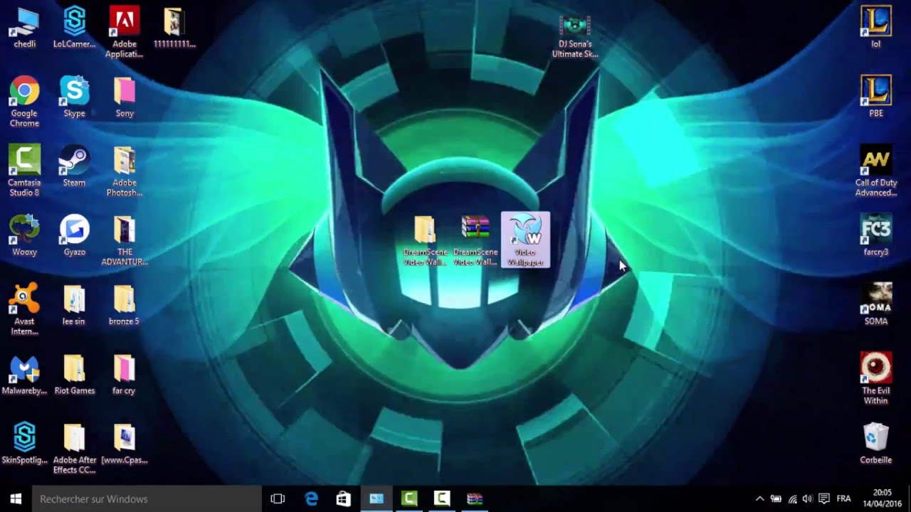 How To Make Dynamic Wallpaper