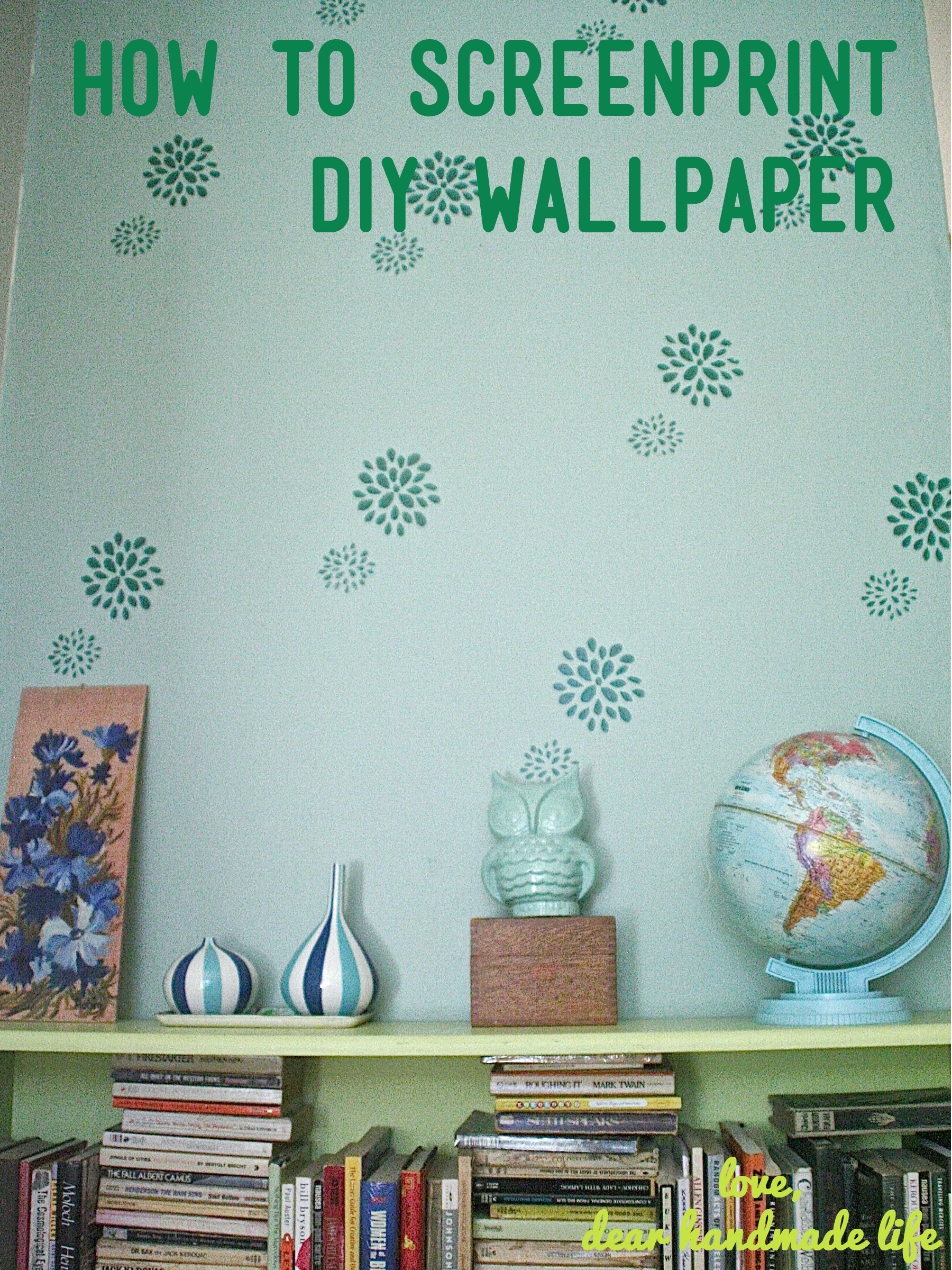 How To Make Wallpaper