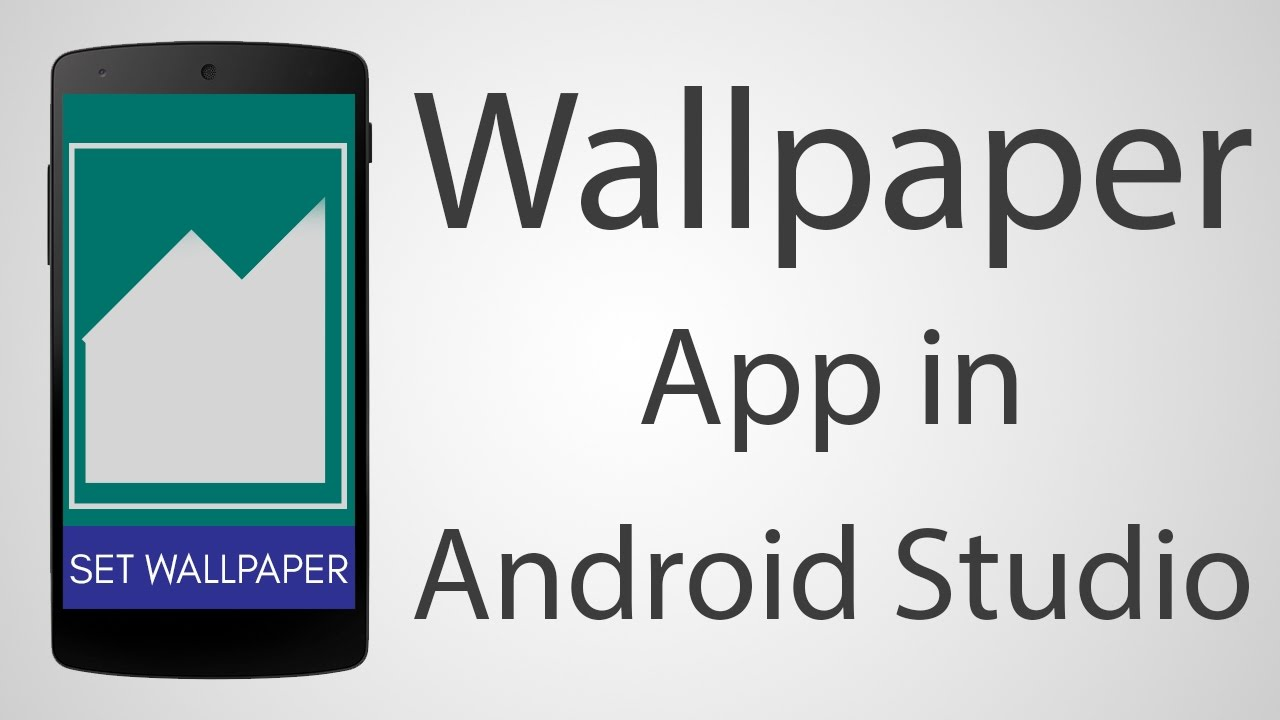 How To Make Wallpaper App