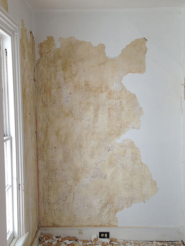 How To Make Wallpaper Look Old
