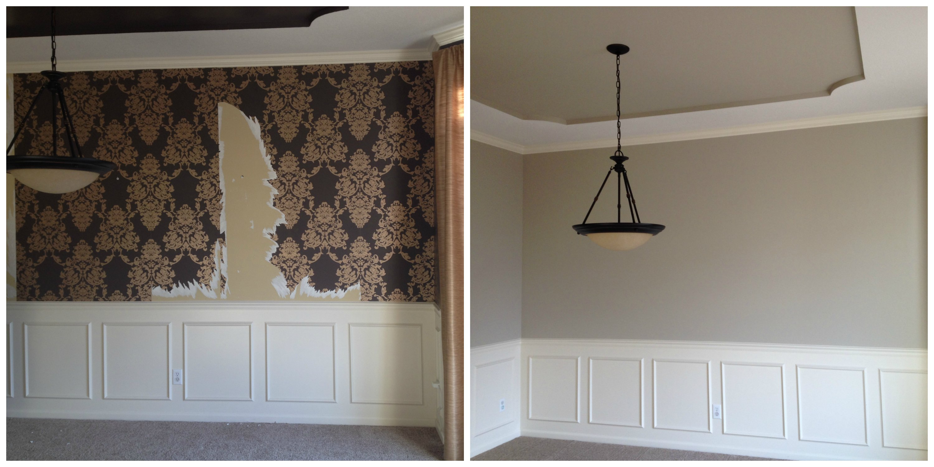 download how to paint a room after removing wallpaper gallery
