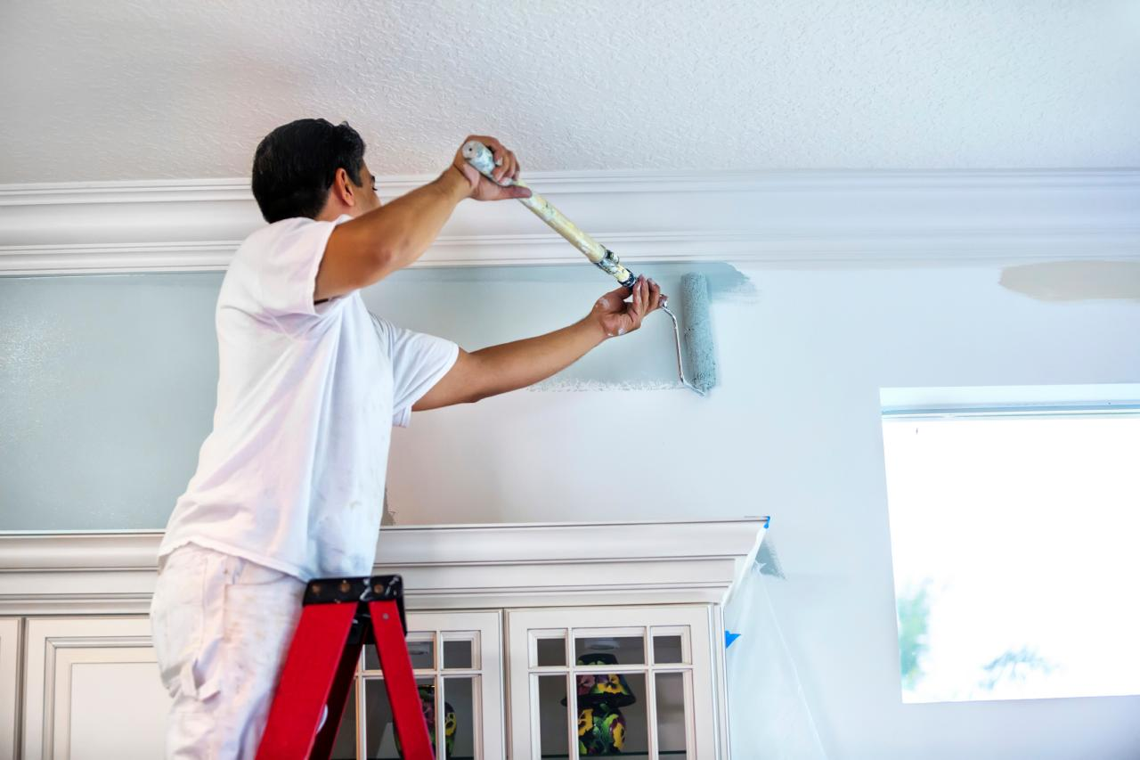 download how to paint after wallpaper removal gallery
