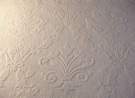 How To Paint Over Patterned Wallpaper