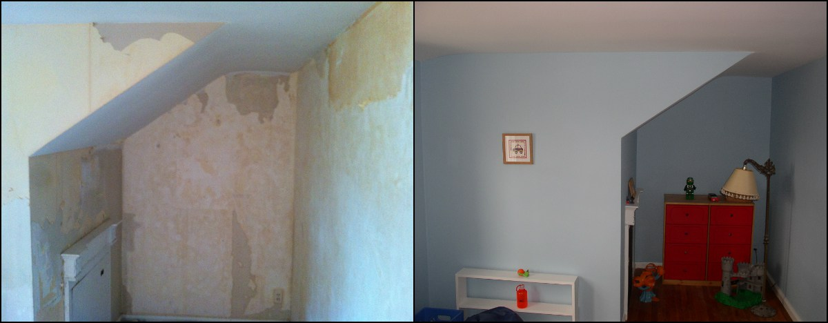 How To Prep Walls After Wallpaper Removal