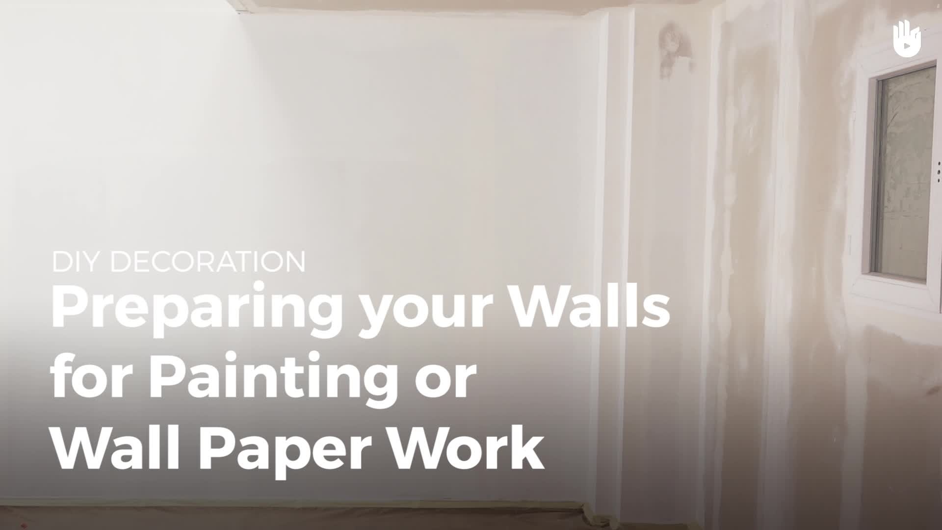 How To Prep Walls For Wallpaper