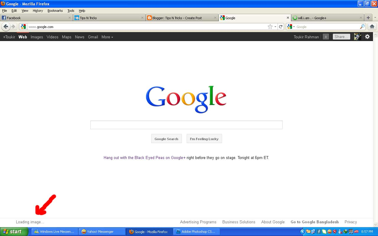 download how to put a wallpaper on google homepage gallery