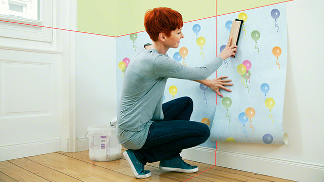 How To Put Up Wallpaper