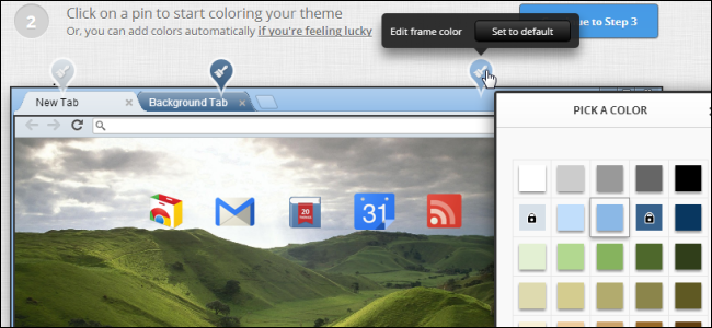 How To Put Wallpaper On Google