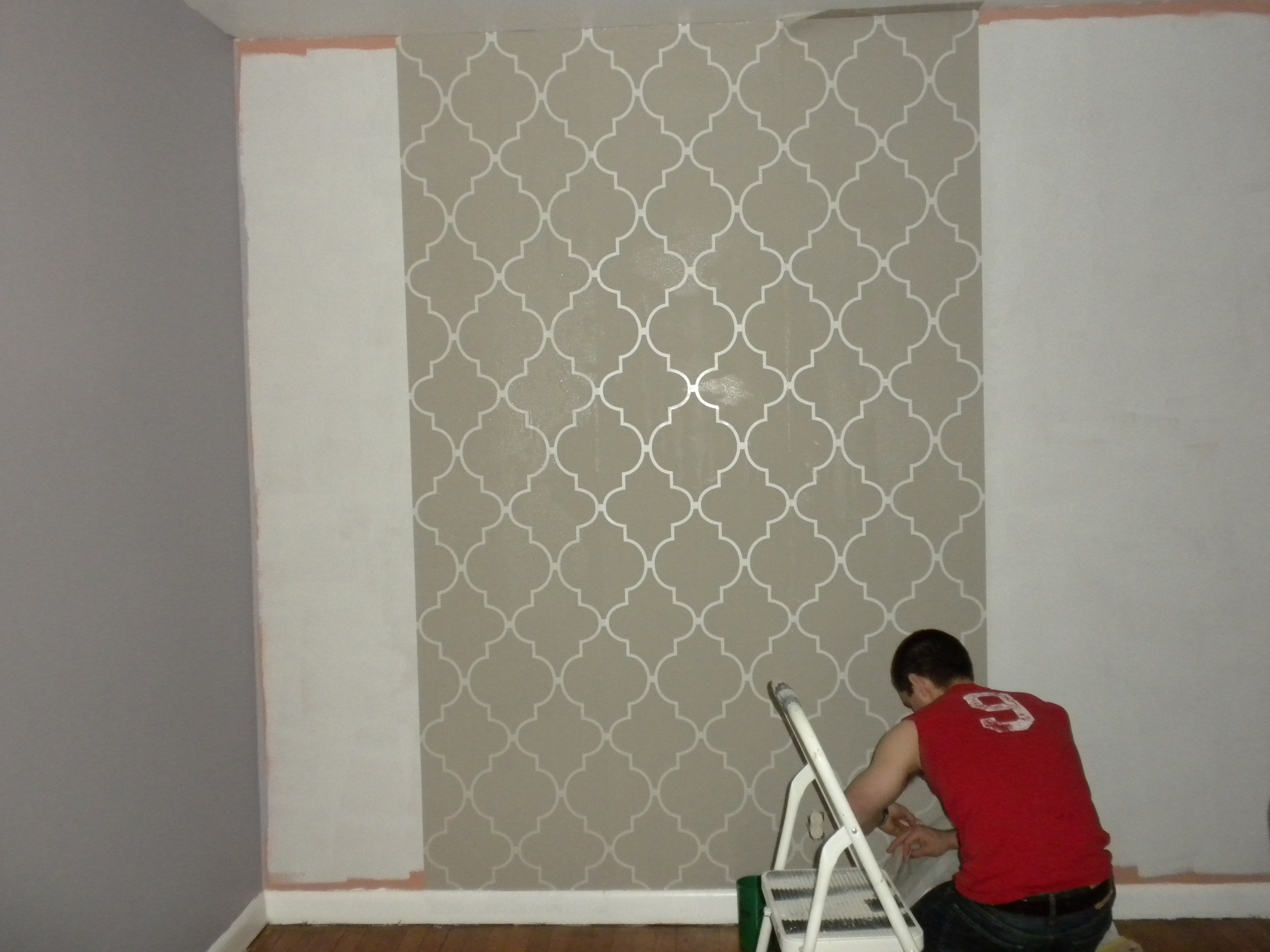 Download How To Put Wallpaper On The Wall Gallery