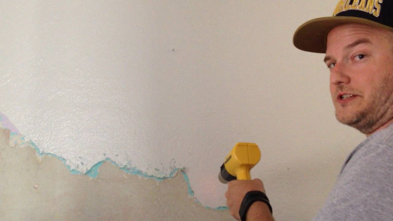 removing wallpaper off plasterboard