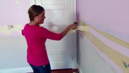 How To Remove Vinyl Wallpaper