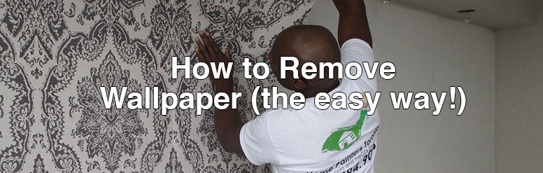 How To Remove Wallpaper Easily