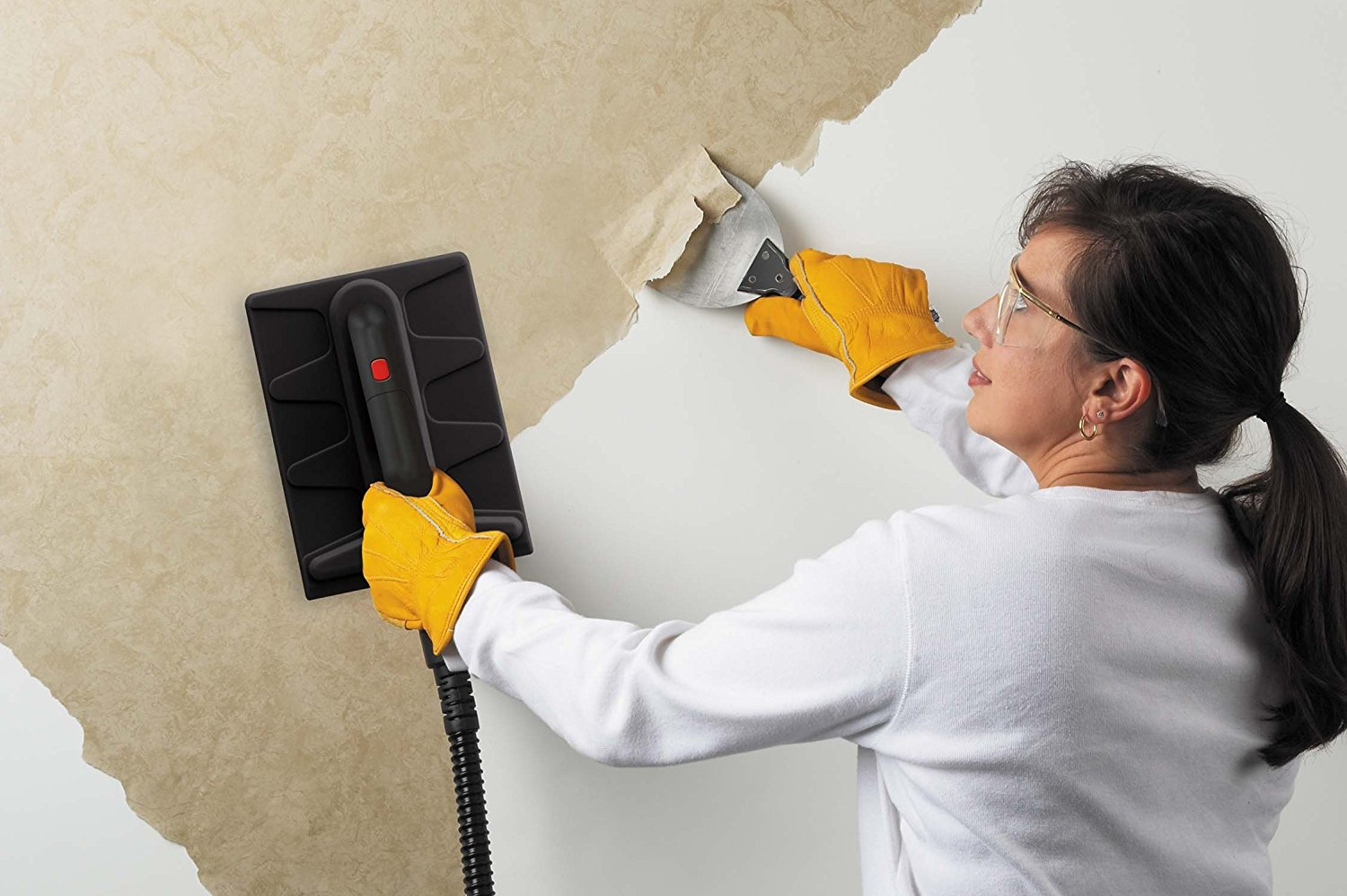How To Remove Wallpaper From Walls Easily