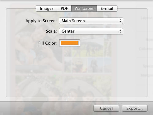 How To Set A Wallpaper On A Mac