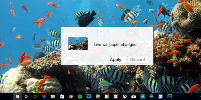 How To Set Animated Wallpaper