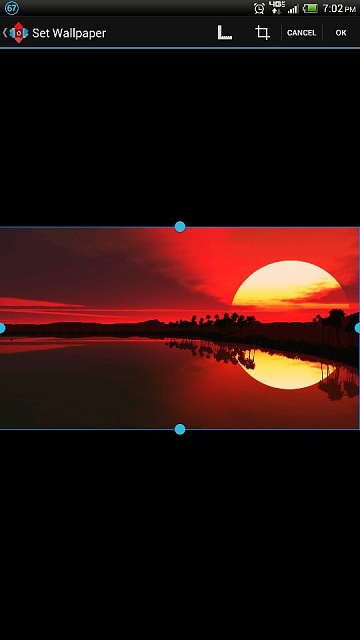 How To Set Image As Wallpaper