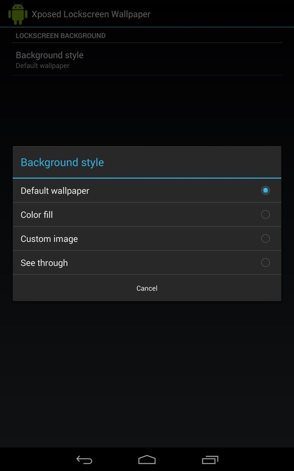 How To Set Wallpaper