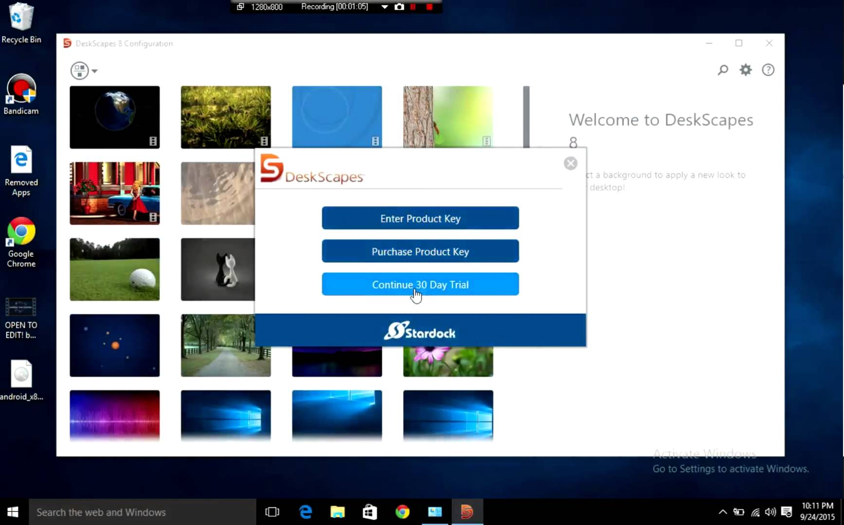How To Set Wallpaper On Windows 7