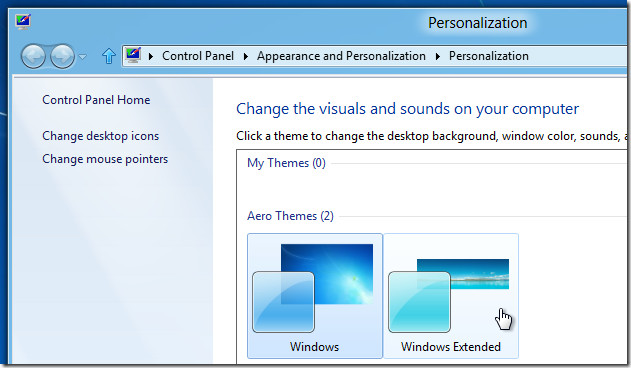 How To Setup Dual Screen Wallpaper Windows 7