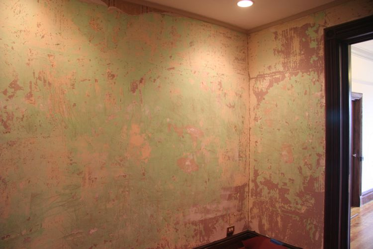 How To Skim A Wall After Removing Wallpaper