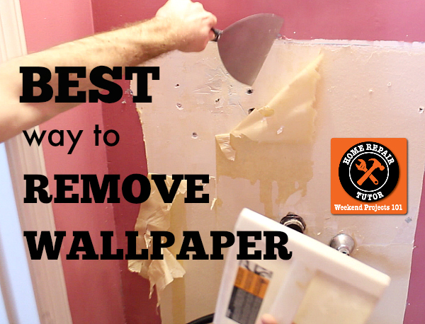 How To Steam Off Wallpaper